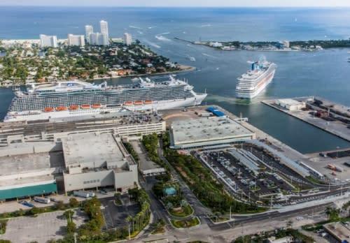 Port Everglades terminal 4