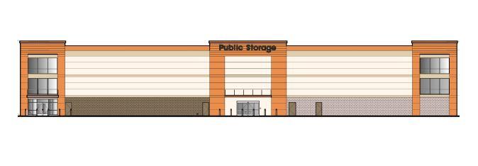 PUBLIC STORAGE - several locations