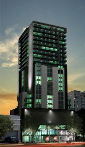 Hotel indigo - Miami Brickell
